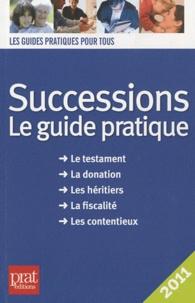Télécharger le livre en format texte Successions 2011  - Le guide pratique par Sylvie Dibos-Lacroux