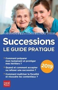 Sylvie Dibos-Lacroux et Michèle Auteuil - Successions - Le guide pratique.