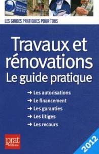 Sylvie Dibos-Lacroux - Travaux et rénovations 2012.
