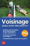 Sylvie Dibos-Lacroux et Emmanuèle Vallas-Lenerz - Voisinage - Quels sont mes droits.