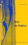 Sylvie Domenjoud - Brin de Malice.