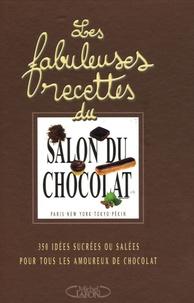 Deedr.fr Les Fabuleuses Recettes du Salon du chocolat Image