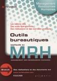 Sylvie Durantau et Pascale Coré - Outils bureautiques appliqués au MRH - Management des ressources humaines.