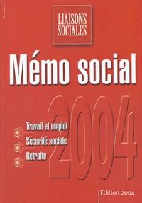 Sylvie Duras et Malika Seguineau - Mémo social.