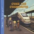 Sylvie Durbec et Julien Monier - Chez les cheminots.