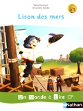 Sylvie Fournout et Amandine Gardie - Lison des mers.