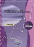 Sylvie Gerbaix et Marc Pasquet - Management des systemes d'information DSCG 5 - Corrigé.
