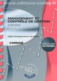 Sylvie Gerbaix - Management et contrôle de gestion DSCG 3 - Corrigés.