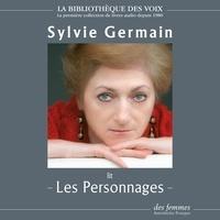 Sylvie Germain - Les Personnages.
