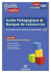 Sylvie Ginet et Sylvie Carle - Outils pour les maths CM2 - Guide pédagogique. 1 Cédérom