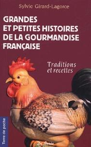 Histoiresdenlire.be Grandes et petites histoires de la gourmandise française - Traditions et recettes Image
