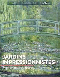 Sylvie Girard-Lagorce - Jardins impressionnistes.