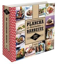 Sylvie Girard-Lagorce - Plancha - Brochettes - Barbecue.