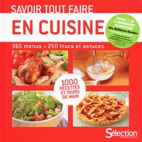 Sylvie Girard - Savoir tout faire en cuisine.