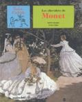 Sylvie Girardet - Les chevalets de Monet.