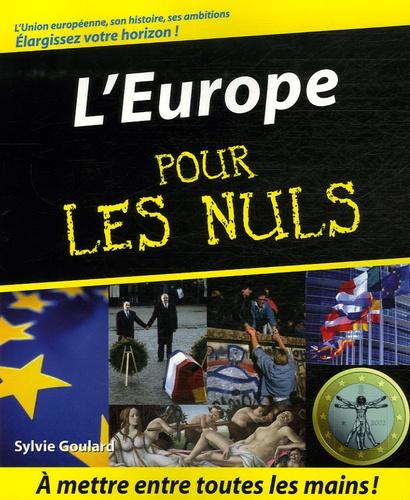 L'Europe pour les Nuls