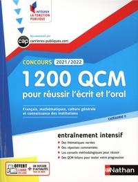 Sylvie Grasser - 1 200 QCM pour réussir l'écrit et l'oral.