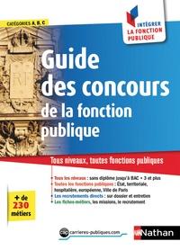 Guides des concours de la Fonction Publique - Tous niveaux, toutes fonctions publiques.pdf