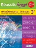 Sylvie Grécourt et Pierre Larivière - Mathématiques-Sciences 3e.