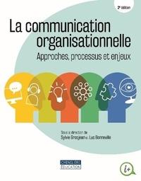 Deedr.fr La communication organisationnelle - Approches, processus et enjeux Image