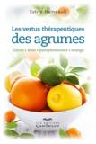 Sylvie Haineault - Vertus thérapeutiques des agrumes - Citron, lime, pamplemousse, orange.