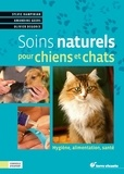 Sylvie Hampikian et Amandine Geers - Soins naturels pour chiens et chats.