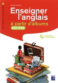 Sylvie Hanot - Enseigner l'anglais à partir d'albums CE1-CE2. 1 DVD