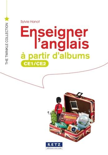 Enseigner l'anglais à partir d'albums CE1-CE2  avec 1 DVD