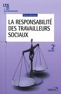 Sylvie Hennion - La responsabilité des travailleurs sociaux.