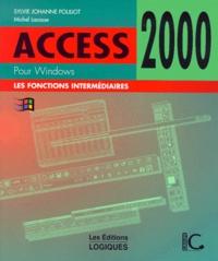 Access 2000. Les fonctions intermédiaires.pdf