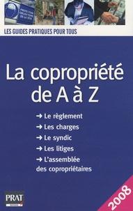 Téléchargements livres gratuits google books La copropriété de A à Z 9782809500318