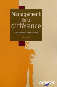 Sylvie Lainé - Management de la différence - Apprivoiser l'interculturel.