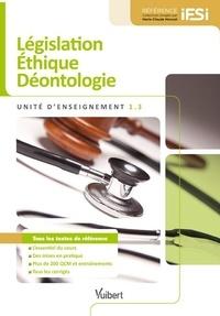 Sylvie Landru - Législation Ethique Déontologie UE 1.3.
