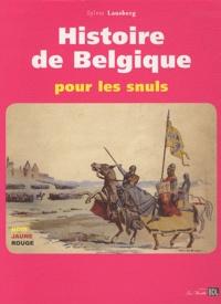 Sylvie Lausberg - Histoire de Belgique pour les snuls.