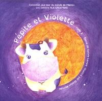 Sylvie Lavoie et Gladys Moreau - Pépite et Violette.