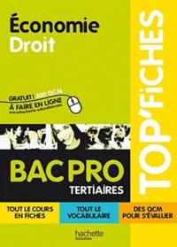 Sylvie Lefebre - Economie Droit Bac Pro Tertiaires.