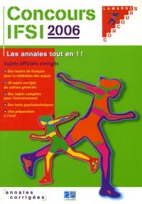Sylvie Lefranc - Concours IFSI - Sujets officiels et corrigés.