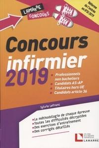 Sylvie Lefranc - Concours infirmier.
