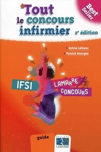 Sylvie Lefranc - Tout le concours infirmier.