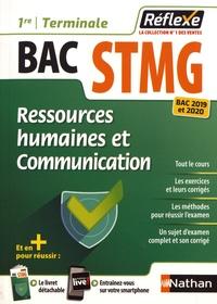 Sylvie Lehmann et Sylvie Meynard-Guillemot - Ressources humaines et communication 1re et Tle Bac STMG.