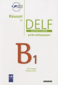 Réussir le DELF scolaire et junior - B1 guide pedagogique.pdf