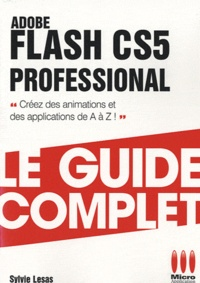 Sylvie Lesas - Flash CS5 Professional.