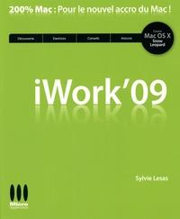 Sylvie Lesas - iWork'09.