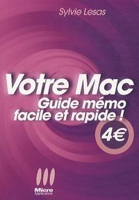 Sylvie Lesas - Mon Mac.