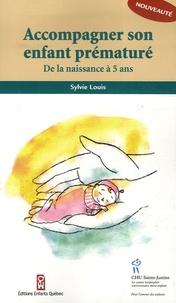 Accentsonline.fr Accompagner son enfant prématuré - De la naissance à 5 ans Image