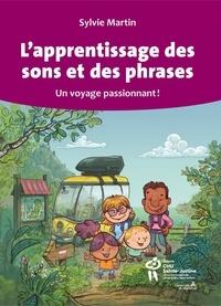 Sylvie Martin - Apprentissage des sons et des phrases (L').