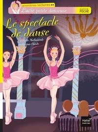 Sylvie Mathuisieulx - Le spectacle de danse.