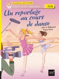 Sylvie Mathuisieulx - Un reportage au cours de danse.
