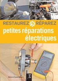 Sylvie Méneret et Franck Méneret - Petites réparations électriques.