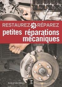 Sylvie Méneret et Franck Méneret - Petites réparations mécaniques.